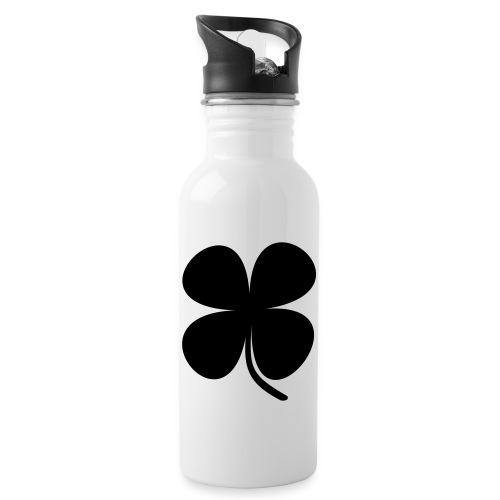 CLOVER - Botella cantimplora con pajita integrada