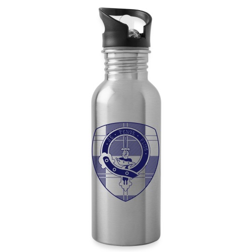 Logo Scouting Erskine 2018 - Drinkfles met geïntegreerd rietje