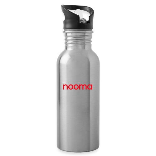 Nooma - Drinkfles met geïntegreerd rietje