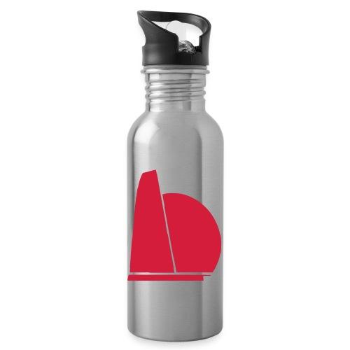 One - Drikkeflaske med integreret sugerør