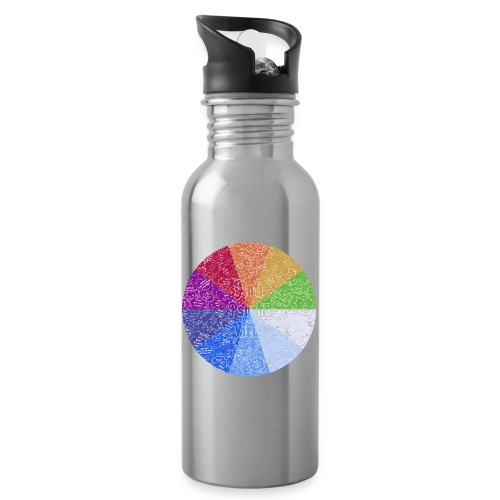 APV 10.1 - Water bottle with straw