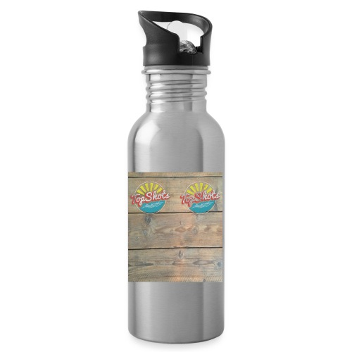 TenSlippers - Drinkfles met geïntegreerd rietje