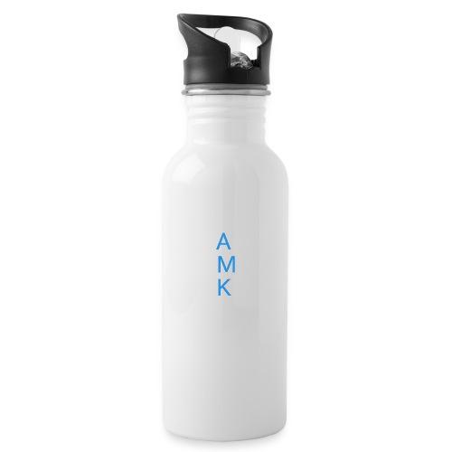 AMK tas - Drinkfles met geïntegreerd rietje