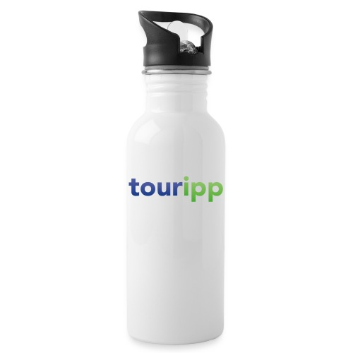 Touripp - Borraccia con cannuccia integrata