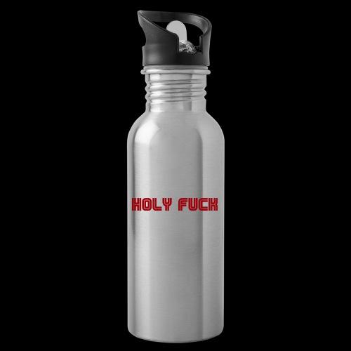 HOLY FUCK - Borraccia con cannuccia integrata