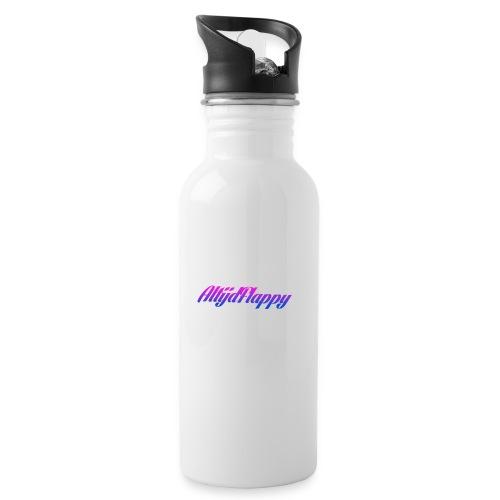 T-shirt AltijdFlappy - Drinkfles met geïntegreerd rietje