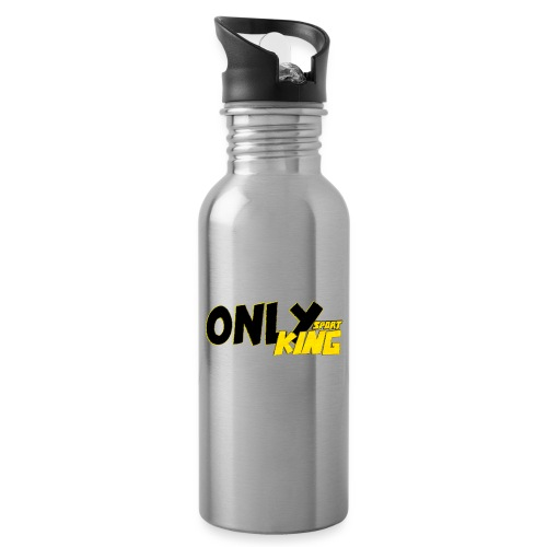 OnlyKing Sport Design - Gourde avec paille intégrée