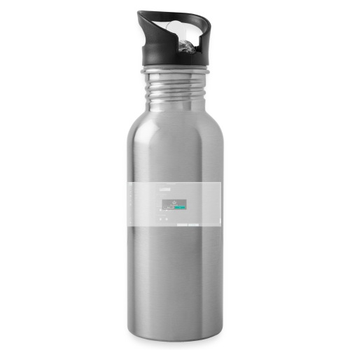 dialog - Water bottle with straw