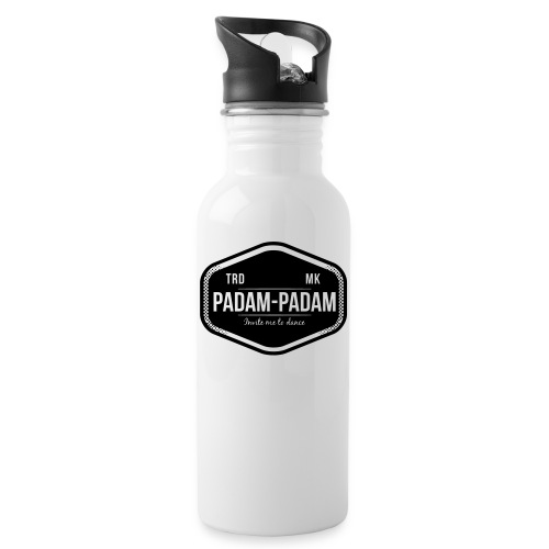 Padam Padam - Water bottle with straw