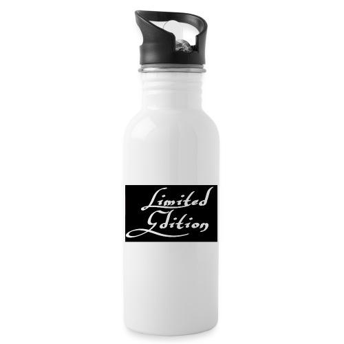 Limited edition - Juomapullo, jossa pilli
