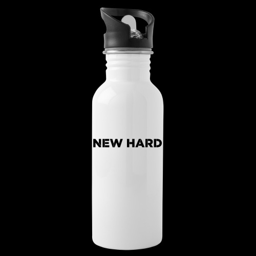 NAAM MERK - Drinkfles met geïntegreerd rietje