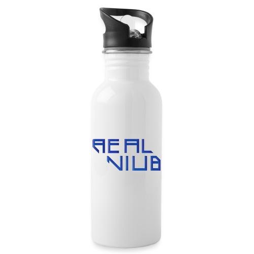 Realniub 10k Followers Special - Water bottle with straw