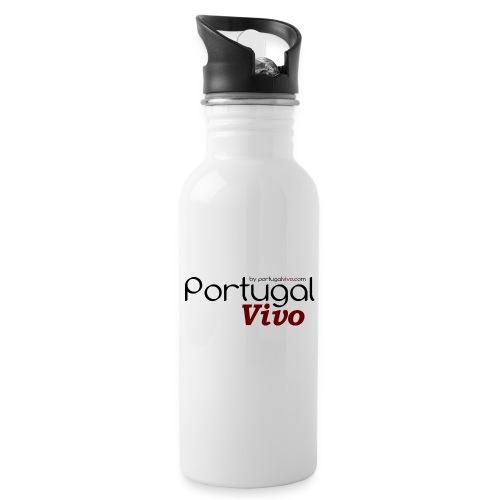 Portugal Vivo - Gourde avec paille intégrée