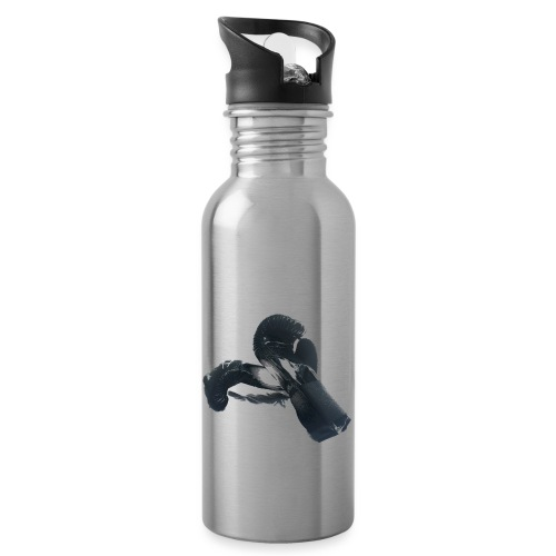 boxing gloves (Saw) - Water bottle with straw