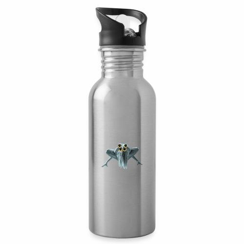 Im weird - Water bottle with straw
