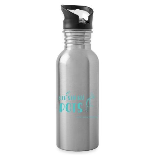 Sta (niet) stil bij POTS producten - Drinkfles met geïntegreerd rietje