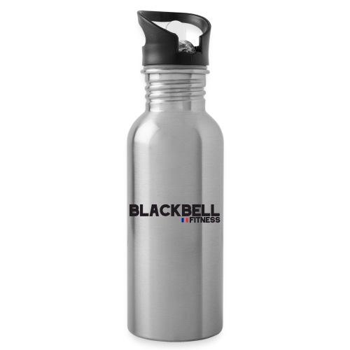 Blackbell Blackstar - Gourde avec paille intégrée