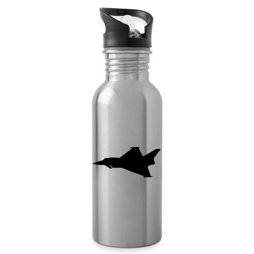 EF2000 Typhoon - Water bottle with straw