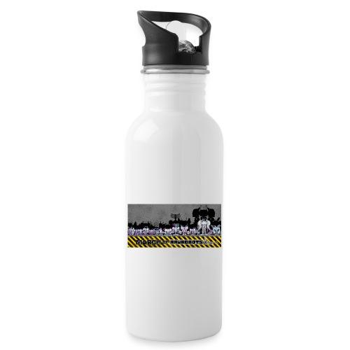 #MarchOfRobots ! LineUp Nr 2 - Drikkeflaske med integreret sugerør