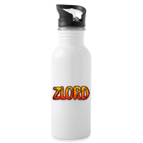 YouTuber: zLord - Borraccia con cannuccia integrata