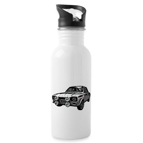Mk1 Escort - Water bottle with straw