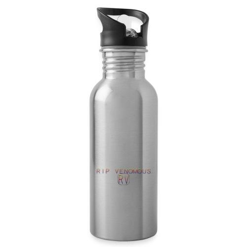 Rip Venomous White T-Shirt woman - Drinkfles met geïntegreerd rietje