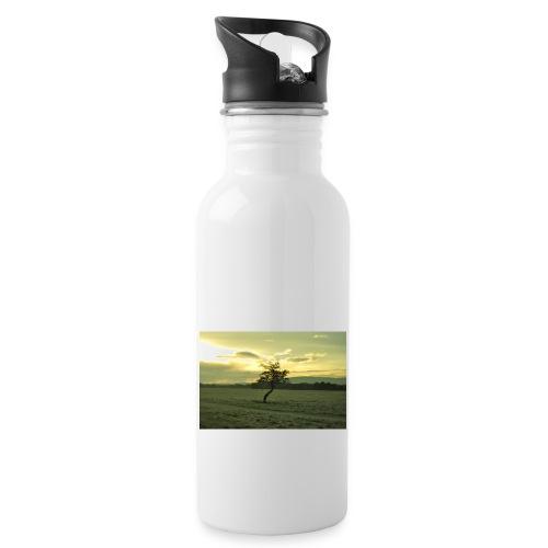 _DSC2060 - Water bottle with straw
