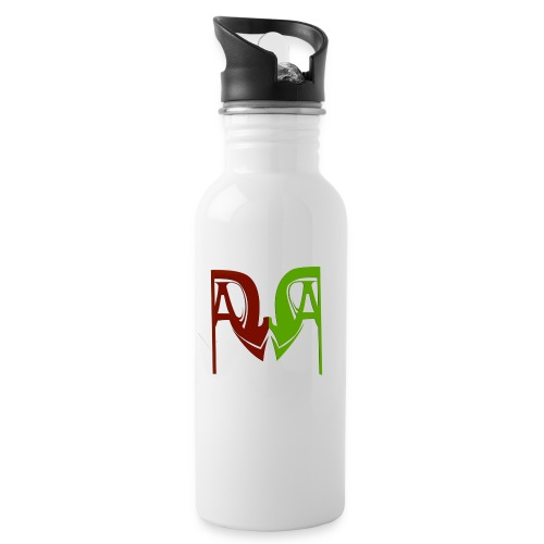 Disaware logo shortrng resized 1 png - Water bottle with straw