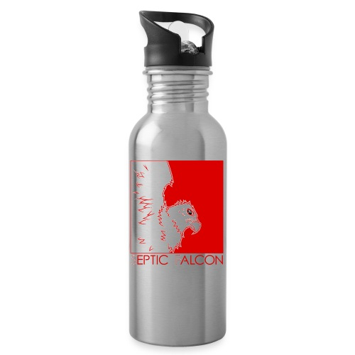 Falcon2 - Water bottle with straw
