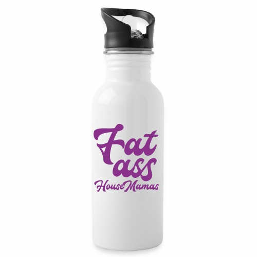 fatasspurple - Juomapullo, jossa pilli