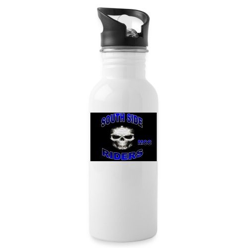 SSR - Water bottle with straw