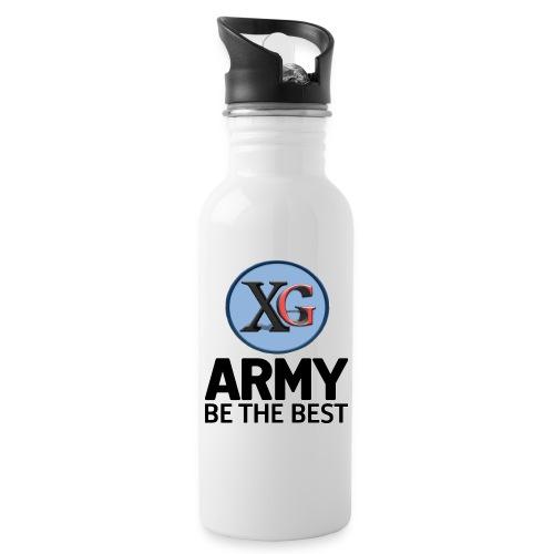 xg t shirt jpg - Water bottle with straw