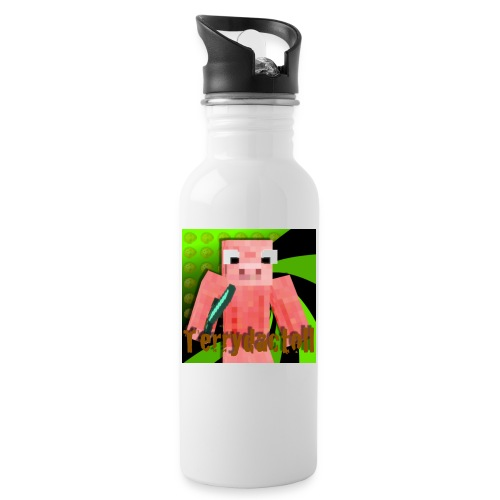 Profile Picture png - Water bottle with straw