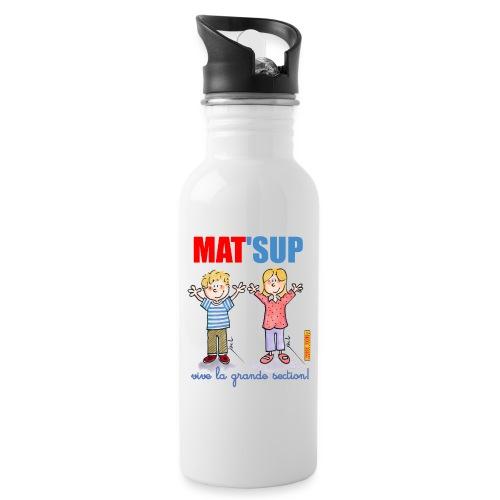 mat sup png - Gourde avec paille intégrée