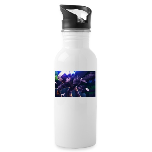 Avatar-Tasse - Trinkflasche mit integriertem Trinkhalm