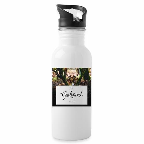 Godspeed FSH - Juomapullo, jossa pilli