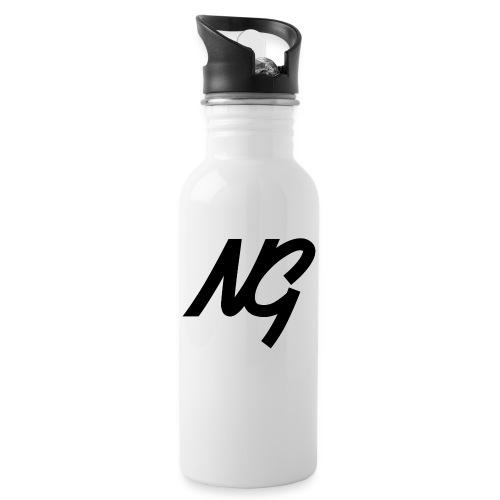 NG - Gourde avec paille intégrée