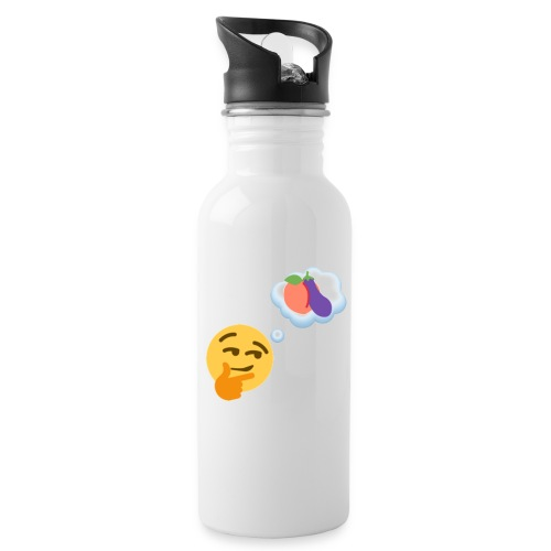 Johtaja98 Emoji - Juomapullo, jossa pilli