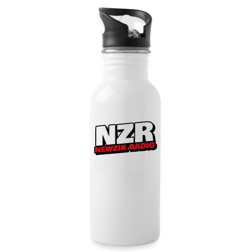 NZR - Gourde avec paille intégrée
