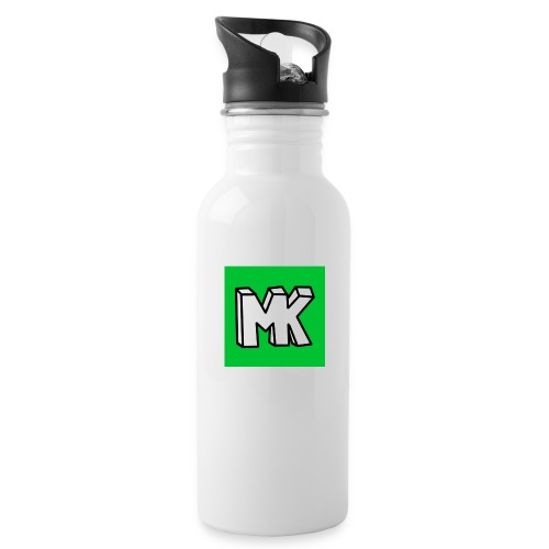 MK - Drinkfles met geïntegreerd rietje