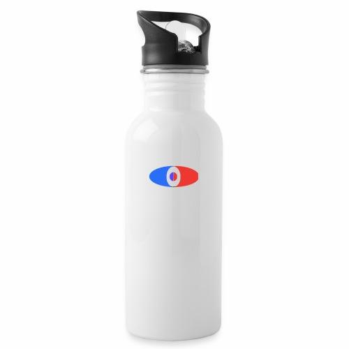 Første Blik collection - Drikkeflaske med integreret sugerør