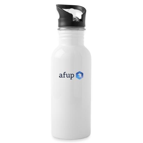 Le logo officiel de l'AFUP - Gourde avec paille intégrée