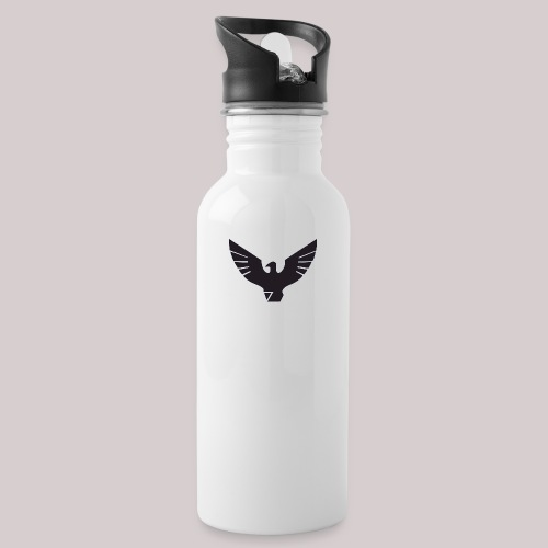 Aguila - Botella cantimplora con pajita integrada