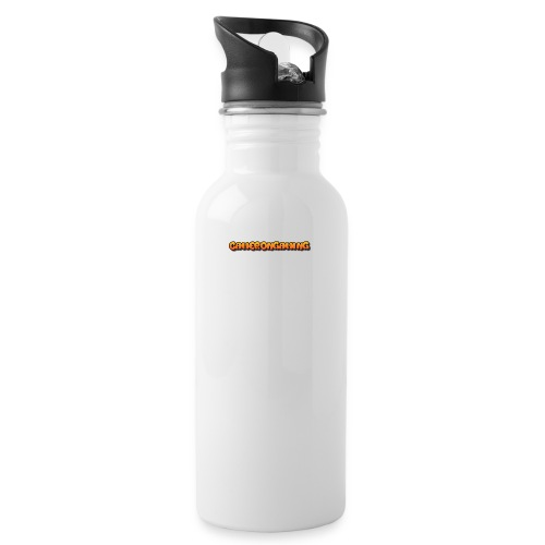 camerongaming png - Water bottle with straw