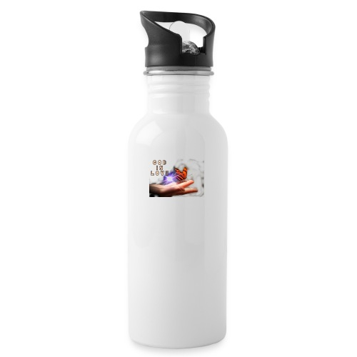 3CAE1CD5 8929 4123 8BBE CFF870730923 - Drikkeflaske med integreret sugerør