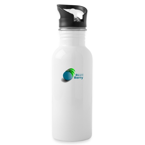 berry - Water bottle with straw