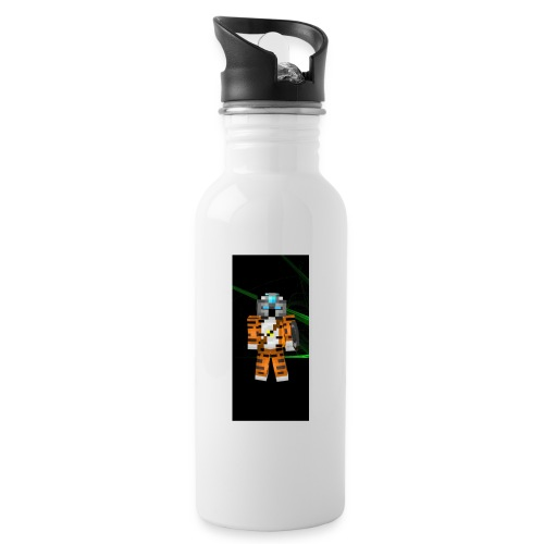 WaterFQles TTS png - Water bottle with straw