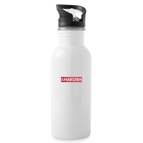 Shakush - Water bottle with straw
