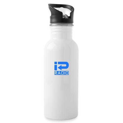 logo trans png - Drinkfles met geïntegreerd rietje