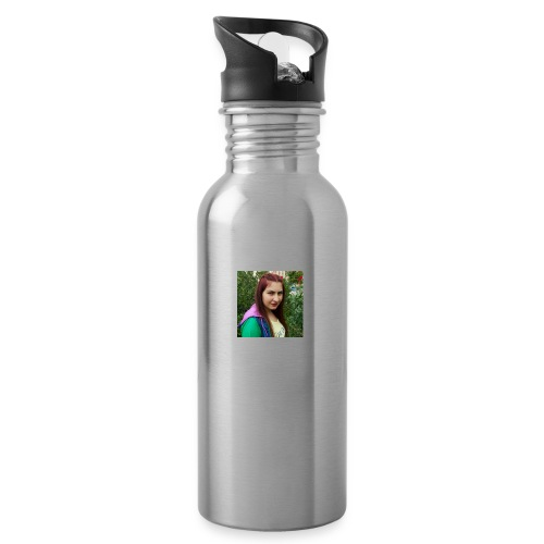 Ulku Seyma - Water bottle with straw